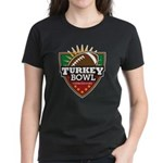 Turkey Bowl Women's Dark T-Shirt