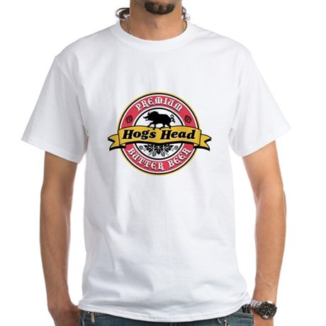 Hogs Head Butter Beer White T-Shirt