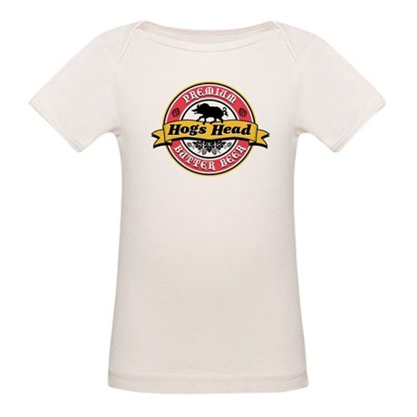 Hogs Head Butter Beer Organic Baby T-Shirt