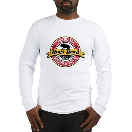 Hogs Head Butter Beer Long Sleeve T-Shirt
