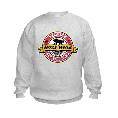 Hogs Head Butter Beer Kids Sweatshirt