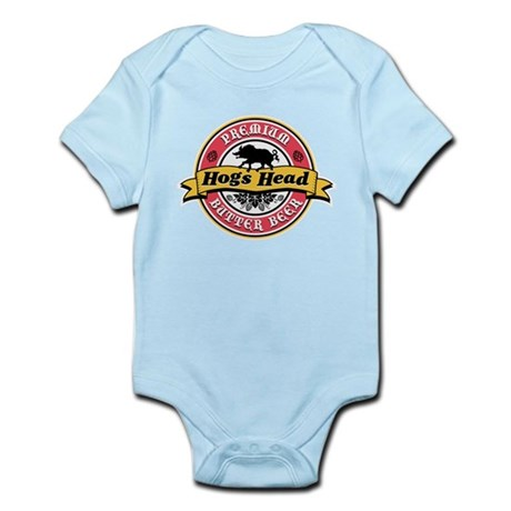 Hogs Head Butter Beer Infant Bodysuit