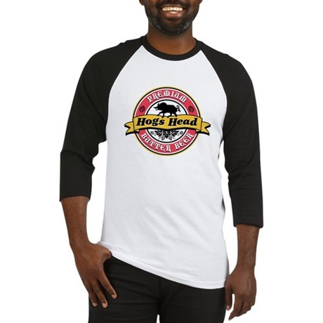 Hogs Head Butter Beer Baseball Jersey