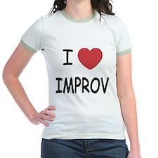 I heart improv T