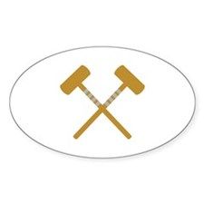 Croquet Stickers