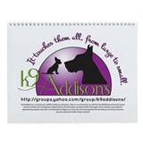 k9Addison's Wall Calendar