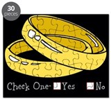 """Check One"" Proposal Puzzle"