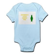 Grandma's Cuddle Bug Infant Bodysuit