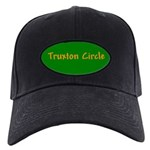 Truxton Circle Black Cap