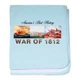 ABH War of 1812 baby blanket