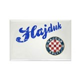 Hajduk Rectangle Magnet (10 pack)
