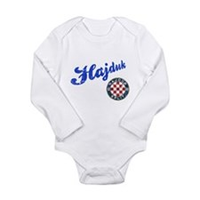 Hajduk Long Sleeve Infant Bodysuit
