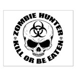 Zombie Hunter 4 Small Poster