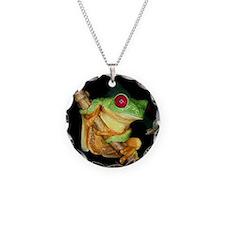 Fun Frog Necklace