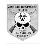 Zombie Response Team: Los Ang Small Poster