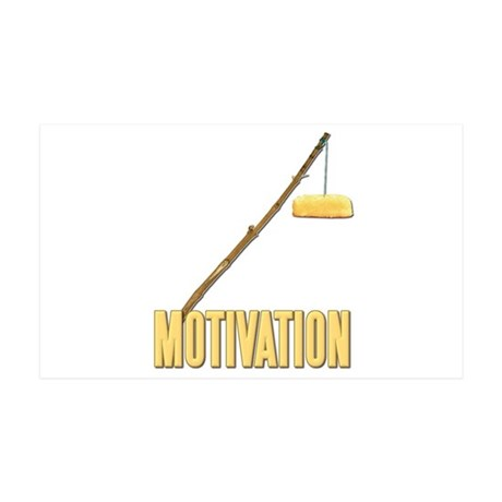 Motivation Twinkie 38.5 x 24.5 Wall Peel