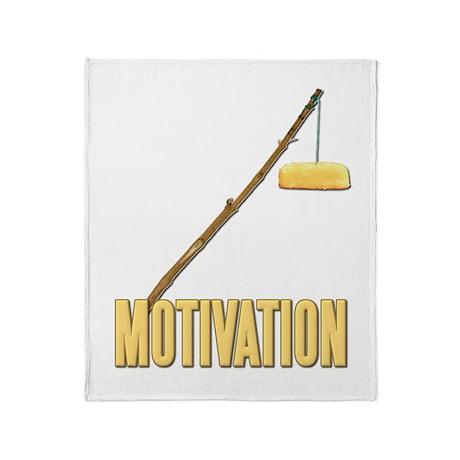 Motivation Twinkie Throw Blanket