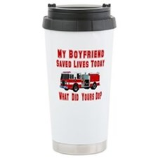 What Did Your Do? Boyfriend Travel Mug