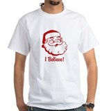 I Believe Santa Claus Shirt
