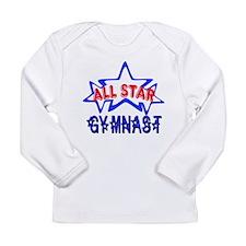 All Star Gymnast Long Sleeve Infant T-Shirt