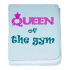 Queen of... baby blanket