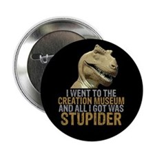 "Creation Museum 2.25"" Button (10 pack)"