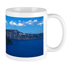 Crater Lake Wizard Island Mug