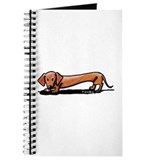 Lil' Red Dachsie Journal