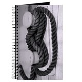 Smiley Rope Journal