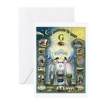 Darkness To Light Greeting Cards (Pk of 20)
