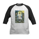Darkness To Light Kids Baseball Jersey