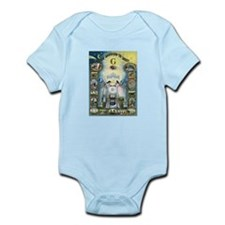 Darkness To Light Infant Bodysuit