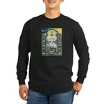 Darkness To Light Long Sleeve Dark T-Shirt