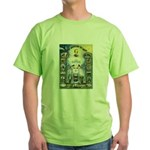 Darkness To Light Green T-Shirt