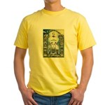 Darkness To Light Yellow T-Shirt