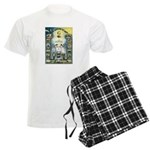 Darkness To Light Men's Light Pajamas