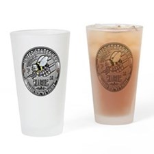 Seabees Construction Electric Drinking Glass