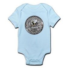 Seabees Engineering Aide EA C Infant Bodysuit