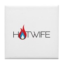 Hotwife Tile Coaster