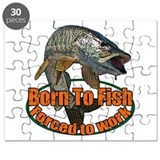 Born to fish Puzzle