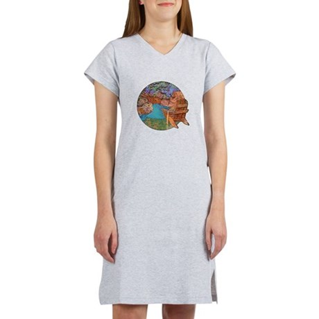 Red Canyon Women's Nightshirt