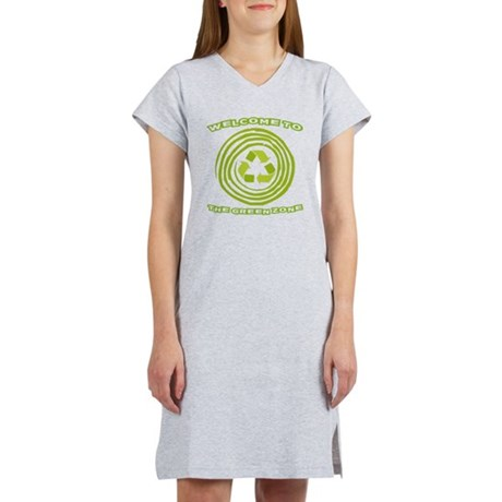 Green Zone Women's Nightshirt