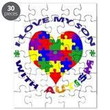 Unique Autism Puzzle