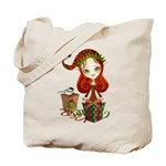 Jollybelle Christmas Elf Tote Bag