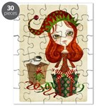 Jollybelle Christmas Elf Puzzle