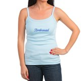 Bridesmaid (blue) Ladies Top