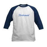 Bridesmaid (blue) Tee