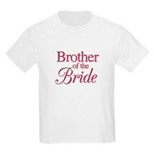 Brother of the Bride (wine) Kids T-Shirt