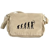 Evolution archery Messenger Bag