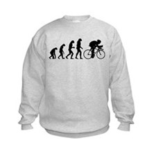 Evolution cyclist Sweatshirt